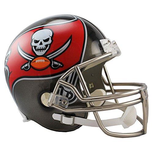 Tampa Bay Bucs Officially Licensed VSR4 Full Size Replica Football Helmet by Riddell