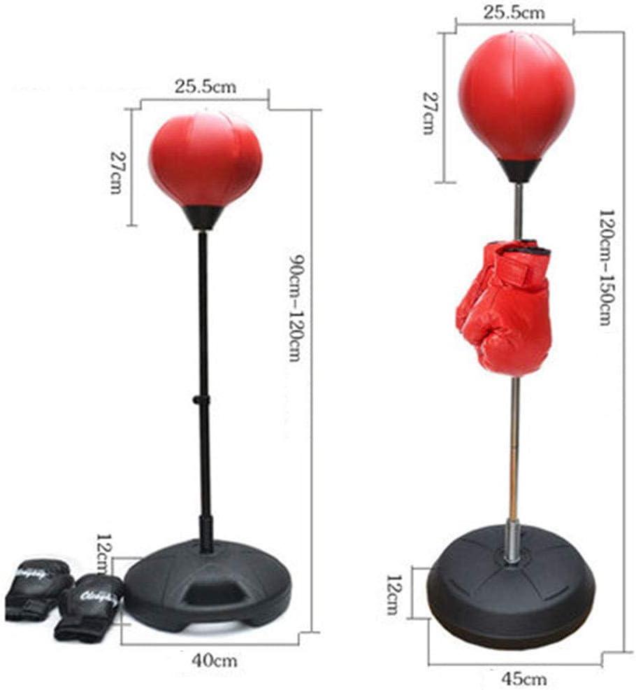 ZLBZBB Gimnasio Boxing Bag, Bolso Grueso de Boxeo, Kick Formación ...