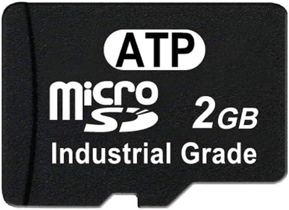 Atp Af2gudi 5acxx 2gb Industrial Grade Micro Sd Card Computers Accessories