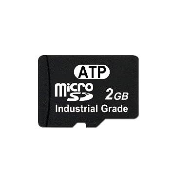 ATP AF2GUDI-5ACXX- Tarjeta Micro SD de 2 GB de Grado ...
