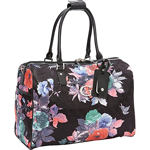 guess-travel-fortuna-18-carry-on-duffle-black