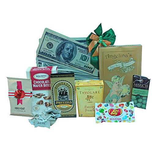 Art of Appreciation Gift Baskets Thanks A Million Thank You Gift Basket (Candy)