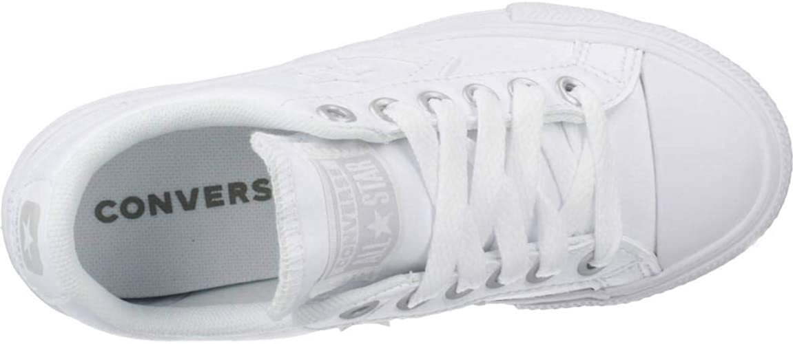 Chaussures de Fitness Mixte Enfant Converse Lifestyle Star Player Ev 2v Ox Synthetic