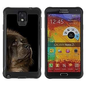 Suave TPU GEL Carcasa Funda Silicona Blando Estuche Caso de protección (para) Samsung Note 3 / CECELL Phone case / / Tibetan Mastiff Caucasian Sheepdog Dog /