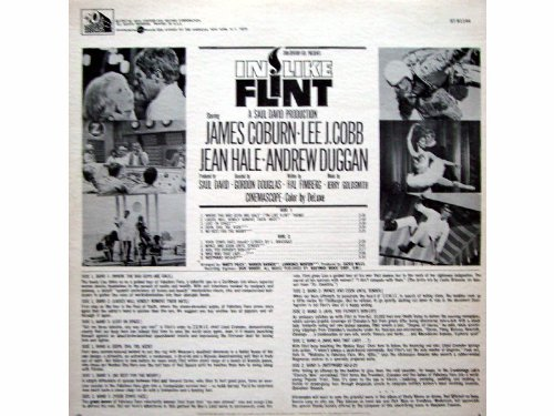 In Like Flint (Original Motion Picture Score) [Vinyl LP record]