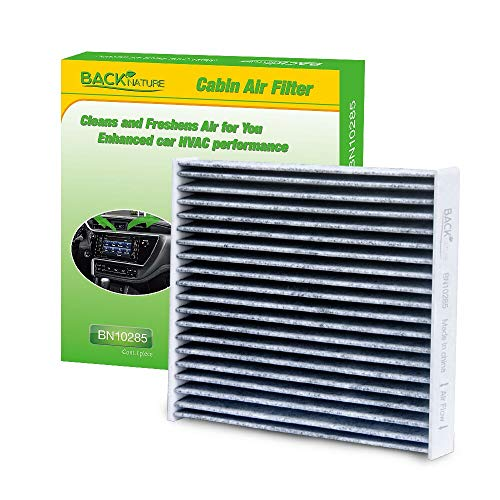 Backnature Cabin Air Filter BN10285 fits for Ca...