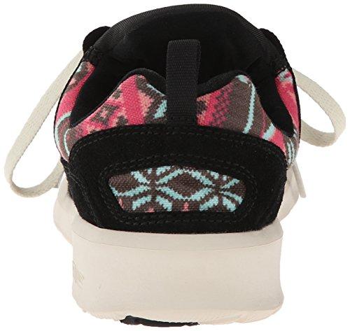 DC Shoes Heathrow se Skate zapatos Black Graphic