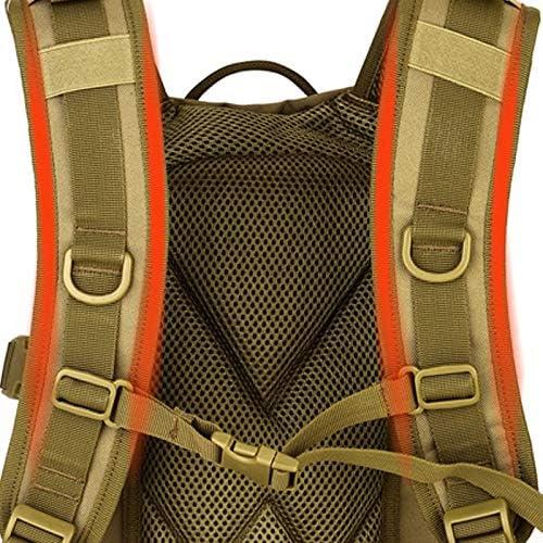 XJRHB Outdoor Tactical Backpack Mountaineering Bag Sports Shoulder Bag Travel Bag Men and Women Water Bag Bag Mountaineering Camouflage Bag Multifunction