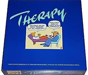 Therapy 1. Edition. Gesellschafts / Partyspiel über Psychologie...