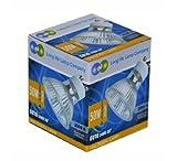 Long Life Lamp Company GU10 50 Watt Halogen TOP Brand Lamp Light Bulb (Pack of 10) Bild 1