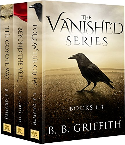 The Vanished Series: Books 1-3 cover