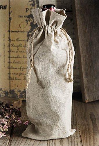 Linen Wine Bag 12pk (Elite Presentation Paper)