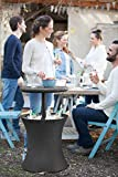 Keter Pacific Cool Bar Outdoor Patio Furniture and