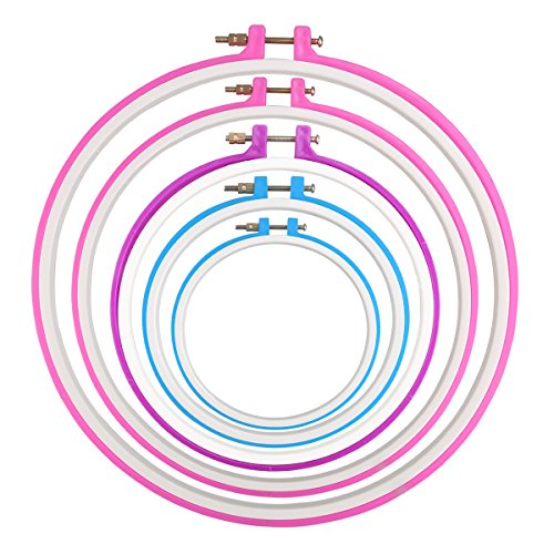 Compare price to plastic embroidery hoop bulk