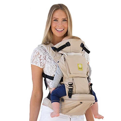 Cheap LÍLLÉbaby SeatMe Hip Seat Baby Carrier, Sand