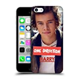 Official One Direction 1D Jacket Harry Styles Photo Hard Back Case Cover for Apple iPhone 5c