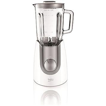 Beko Batidora tbn6602 W Capacidad 1.5 litros Potencia 600 W Color Negro/Silver: Amazon.es: Hogar
