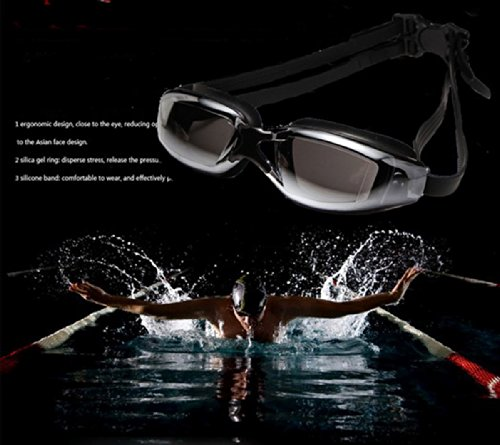 0d70699d0b7 High Quality Corrective Nearsighted Swimming Goggles(Prescription 2.0-8.0  Diopters) - Buy Online in UAE.