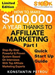 "This book is not for everyone….But for those who want to know ultimate secrets and proven up to date strategies from Top Earners in Affiliate Marketing Industry and ""know hows "" of their shocking success Newbie or experienced pro, you will be..."
