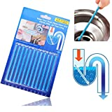 Drain Cleaner Sani Sticks drain cleaner Sink Deodorant Stick Set Magic Clean Sewer Deodorant For Bathroom