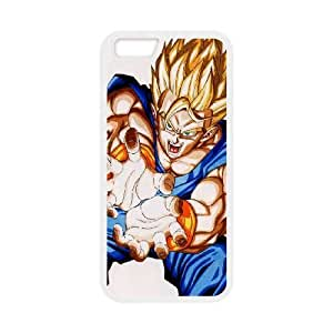 iPhone6 Plus 5.5 inch Phone Case White Dragon Ball Goku WQ5RT7481201