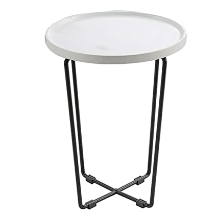 Fantastic Hanshan Side Table Coffee Table Wrought Iron Small Round Forskolin Free Trial Chair Design Images Forskolin Free Trialorg