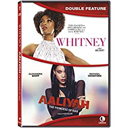 Whitney / Aaliyah Double Feature [DVD + Digital]