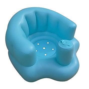 PowerBH - Asiento Hinchable para bebés, Asiento de baño ...