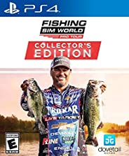 Fishing Sim World Pro Tour Collector's Edition (PS4) - PlayStati