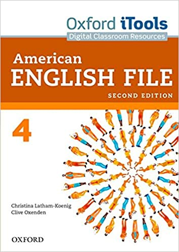 Buy American English File: 4: iTools Book Online at Low Prices in