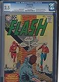 Flash #123 Flash of 2 Worlds Barry Allen and Jay Garrick Silver DC CGC 2.5