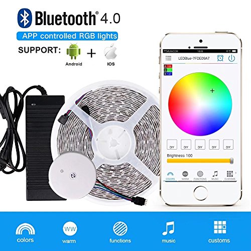 Bluetooth Waterproof Controller Controlled Andriod product image