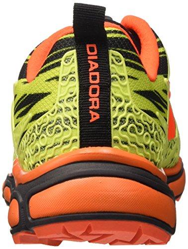 giallo Fluo Chaussures nero Diadora c4102 Adulte Trail Giallo Mixte Race YwqnwSHxC4