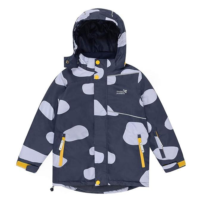 Muddy Puddles Explorer Parka Jacket Childrens Raincoat Waterproof Jacket Kids Boys Girls Unisex Kids Parka
