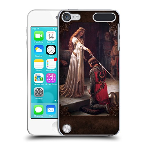 Official Brigid Ashwood The Accolade Pre-Raphaelite Hard Back Case for iPod Touch 5th Gen / 6th Gen - Ipod Touch 5th Gen Acc
