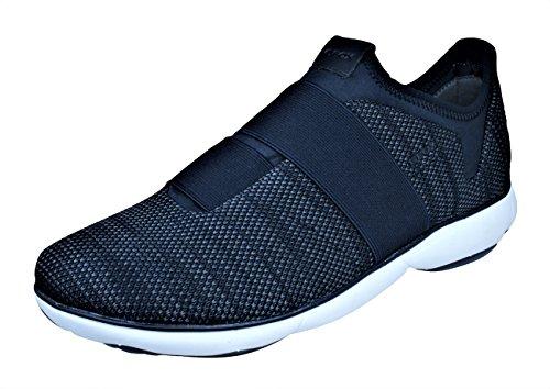 Mens Geox Sneakers U Nebula On G Knitted Slip On Nebula Casual Shoes B079K5SDSH Shoes 943e2d