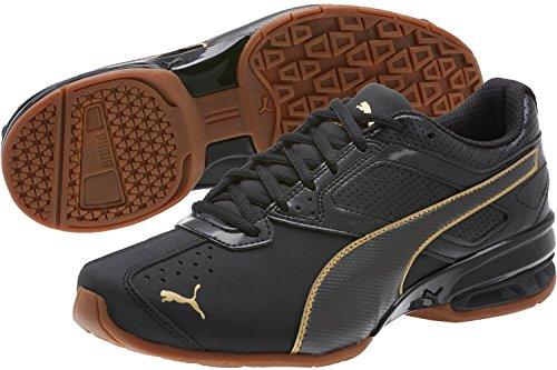 Puma Kvinners Tazon 6 Wn Sneaker Puma Svart Puma Lag Gull