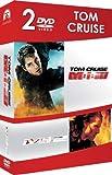 Coffret Tom Cruise : Mission Impossible 2 et 3 - Coffret 2 DVD