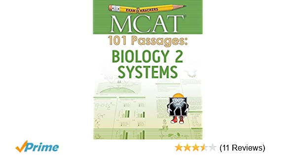 Examkrackers MCAT 101 Passages: Biology 2: Systems: Jonathan