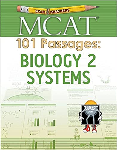 Examkrackers mcat 101 passages biology 2 systems jonathan orsay examkrackers mcat 101 passages biology 2 systems fandeluxe Images