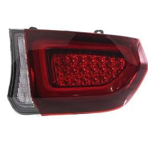 Garage Pro Tail Light For Chrysler 300 2015 2018 Rh Assembly Black Interior Automotive