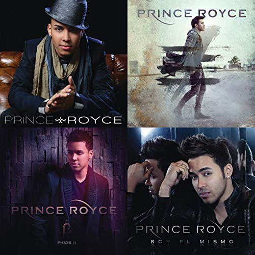 Best of Prince Royce (The Best Of Mana)