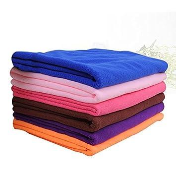 Camping toalla de microfibra (Premium calidad luz peso - de baño de gran tamaño - azul: Amazon.es: Electrónica