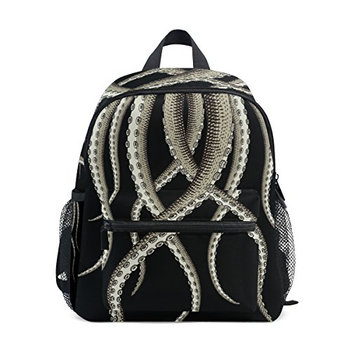 Ocean nbsp;Backpack Creature Boys Kids nbsp;Bag Octopus nbsp;Girls nbsp;Toddler ZZKKO nbsp;School nbsp;Book nbsp;for Adfqd