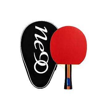 Raqueta de Ping-Pong Ligera con Funda para Pala de Ping Pong de ...