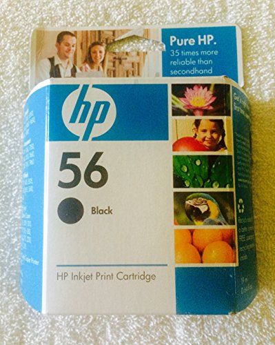 - HP Inkjet Print Cartridge 56 Blk