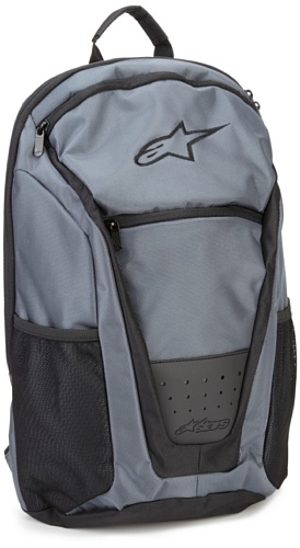 ALPINESTARS Men's Connection Backpack, Grey Ballistic, One (Alpinestars Backpack)