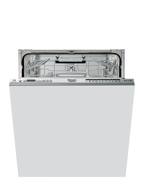 Hotpoint-Ariston LTF 11H121 EU lavavajilla - Lavavajillas (Semi ...