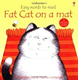 Fat Cat on a Mat (Usborne Easy Words to Read)