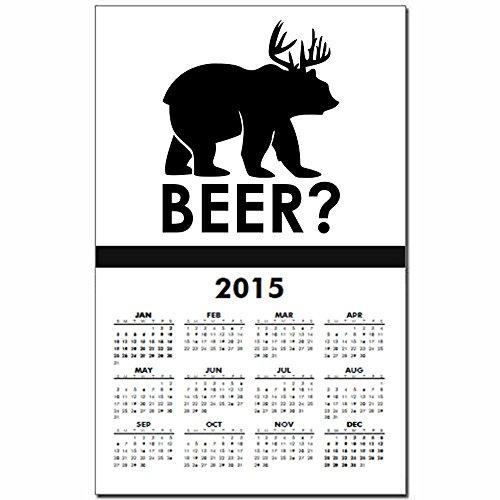 calendar-print-w-current-year-deer-plus-bear-equals-beer